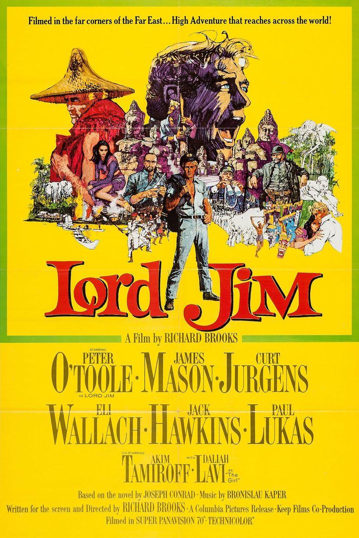 Lord Jim Poster