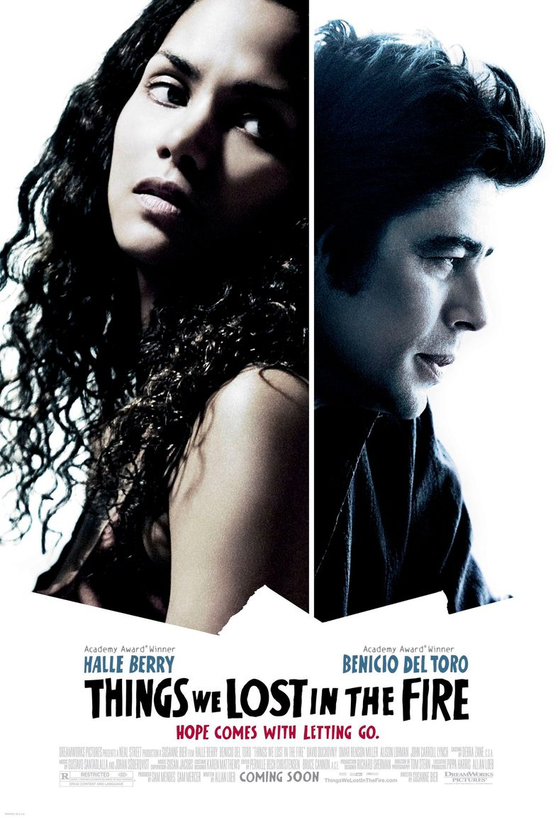 Things We Lost in the Fire Poster