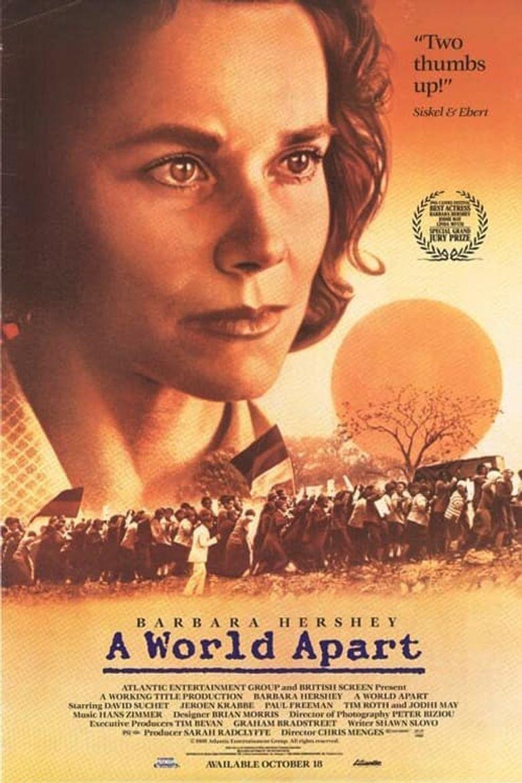 A World Apart Poster