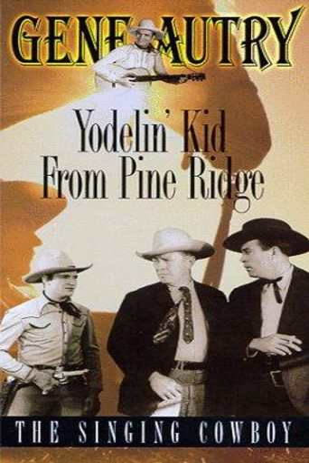 Yodelin' Kid from Pine Ridge Poster