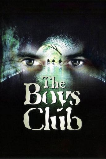 The Boys Club Poster