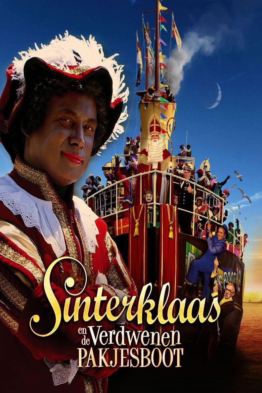 Sinterklaas en de Verdwenen Pakjesboot Poster