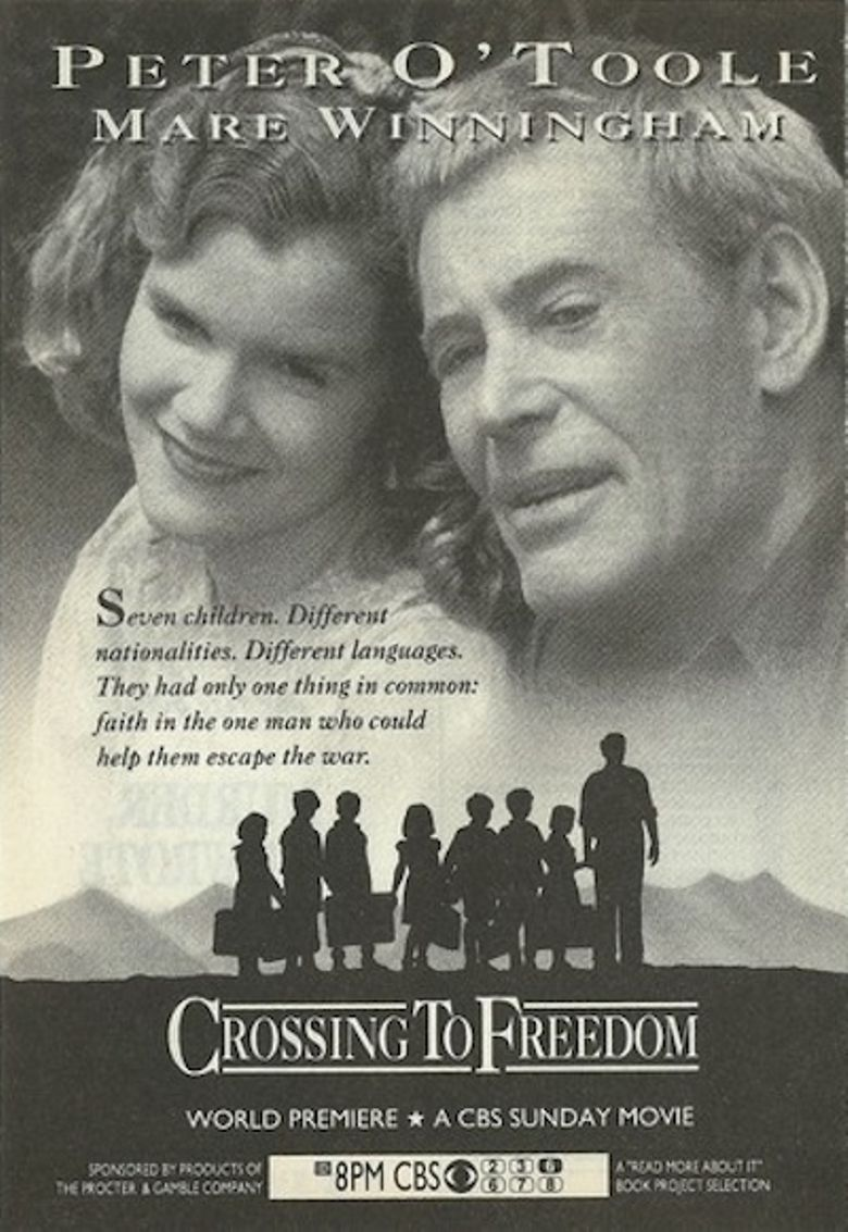 Crossing to Freedom Poster