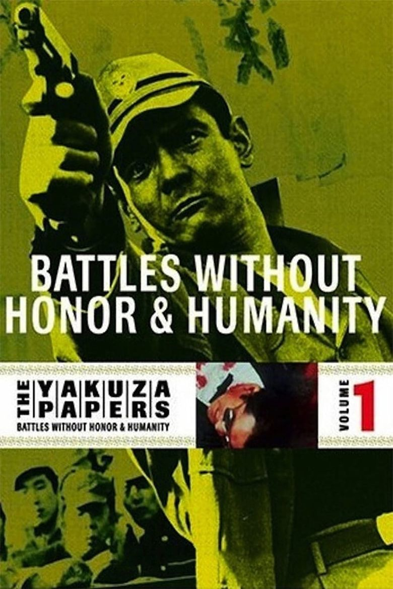 Battles Without Honor and Humanity Poster