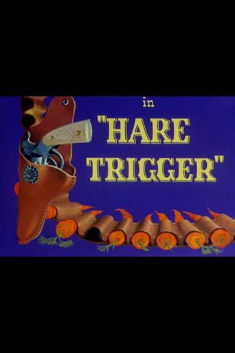 Hare Trigger Poster