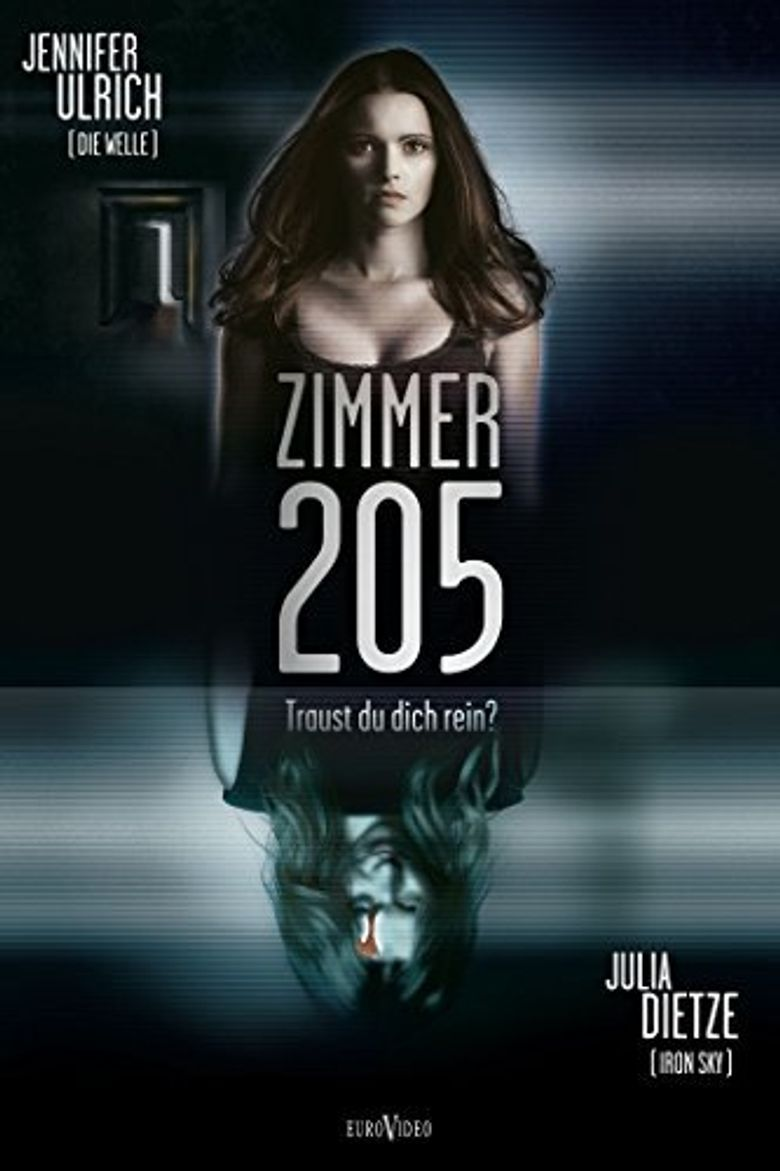 Room 205 of Fear Poster