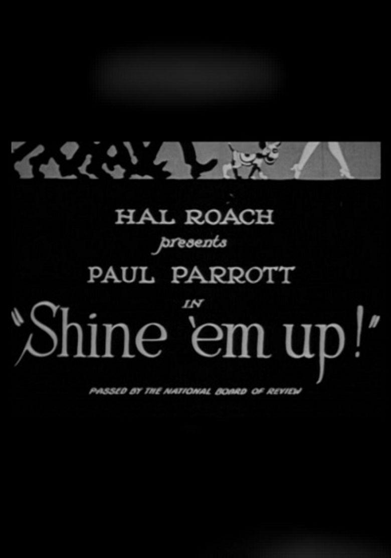 Shine 'Em Up Poster