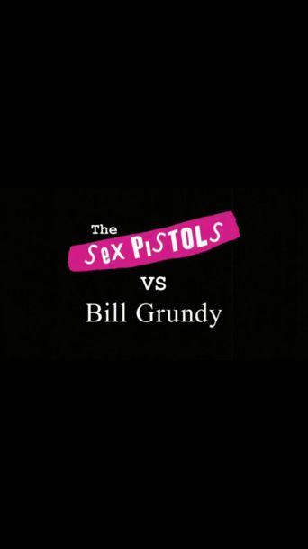 The Sex Pistols Vs. Bill Grundy Poster