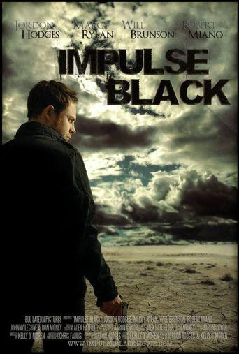 Impulse Black Poster