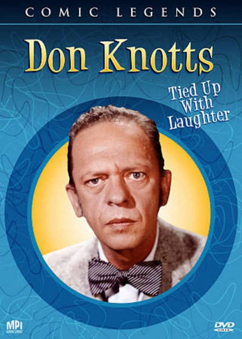 Don Knotts: Tied Up with Laughter Poster