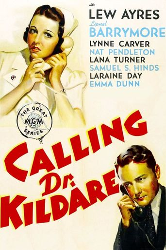Calling Dr. Kildare Poster