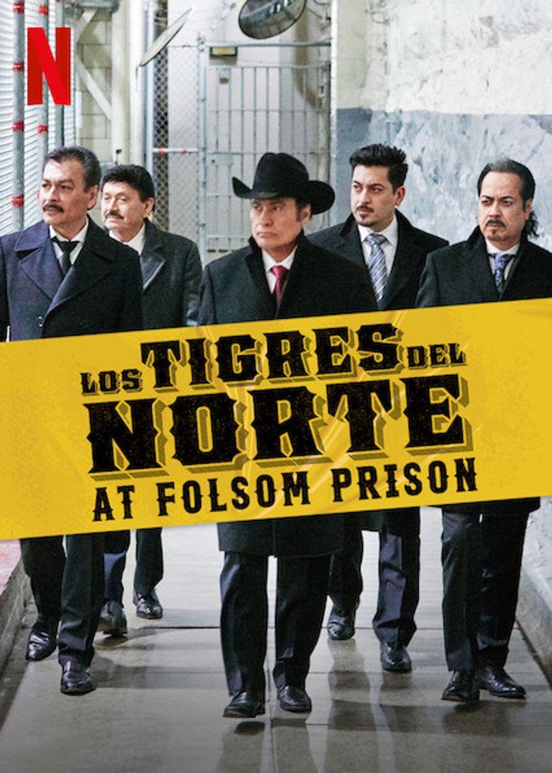 Los Tigres del Norte at Folsom Prison Poster