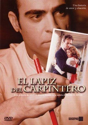 El lápiz del carpintero Poster