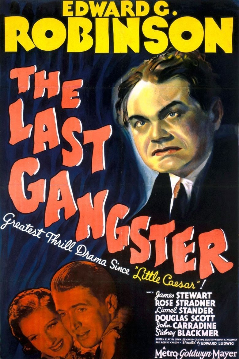 The Last Gangster Poster