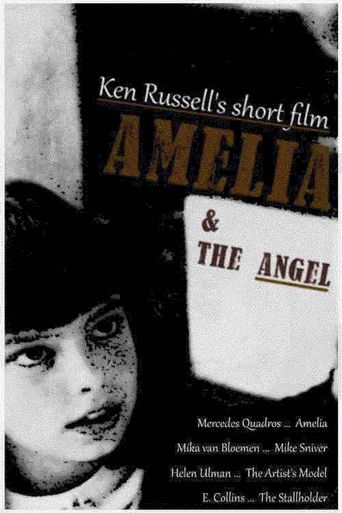 Amelia and the Angel Poster