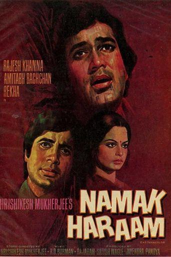 Namak Haraam Poster