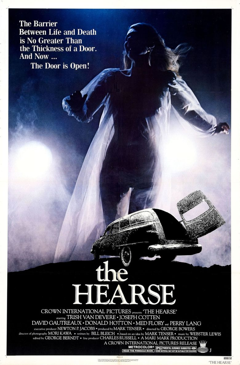 The Hearse Poster