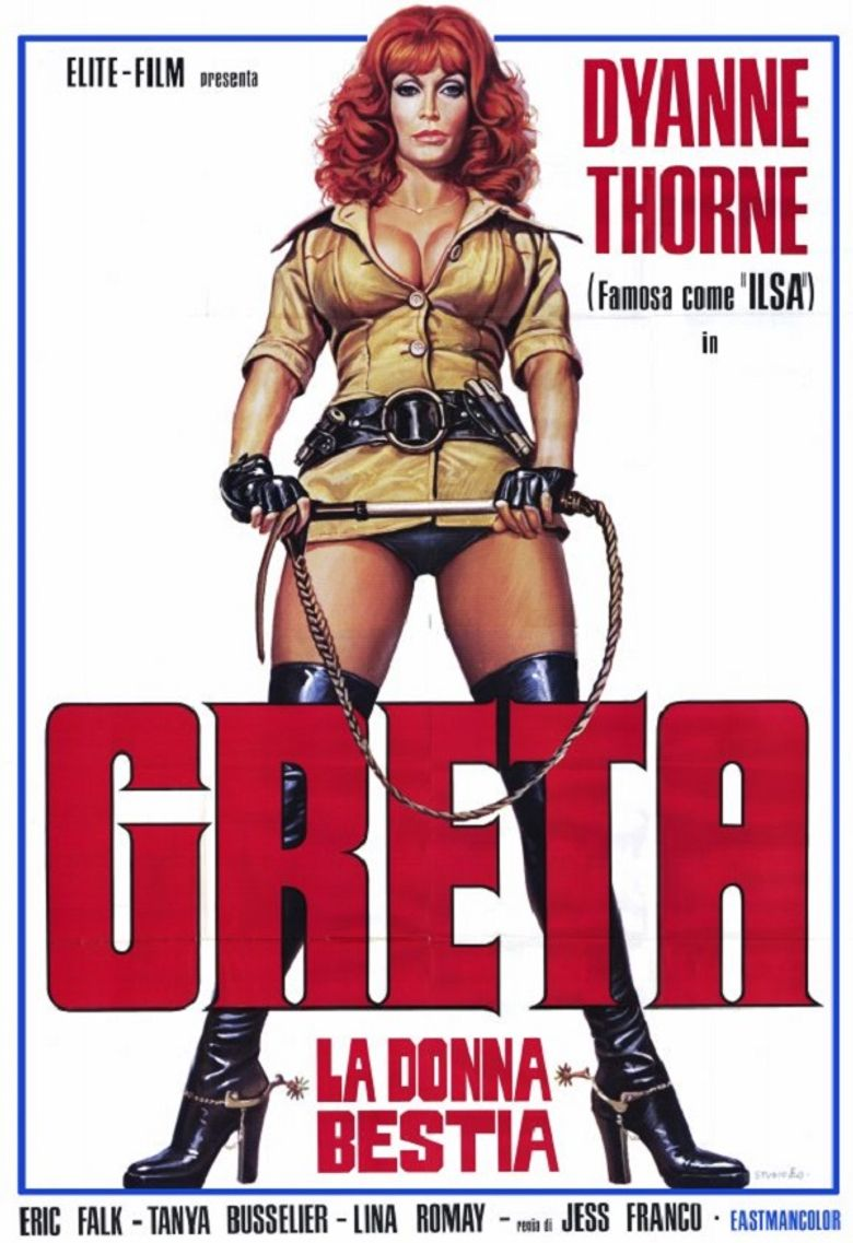 Ilsa, the Mad Butcher Poster