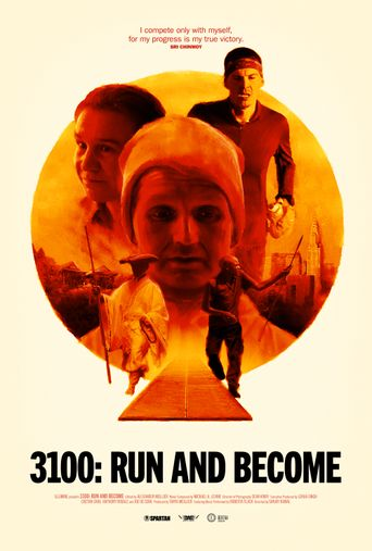 3100: Run and Become Poster