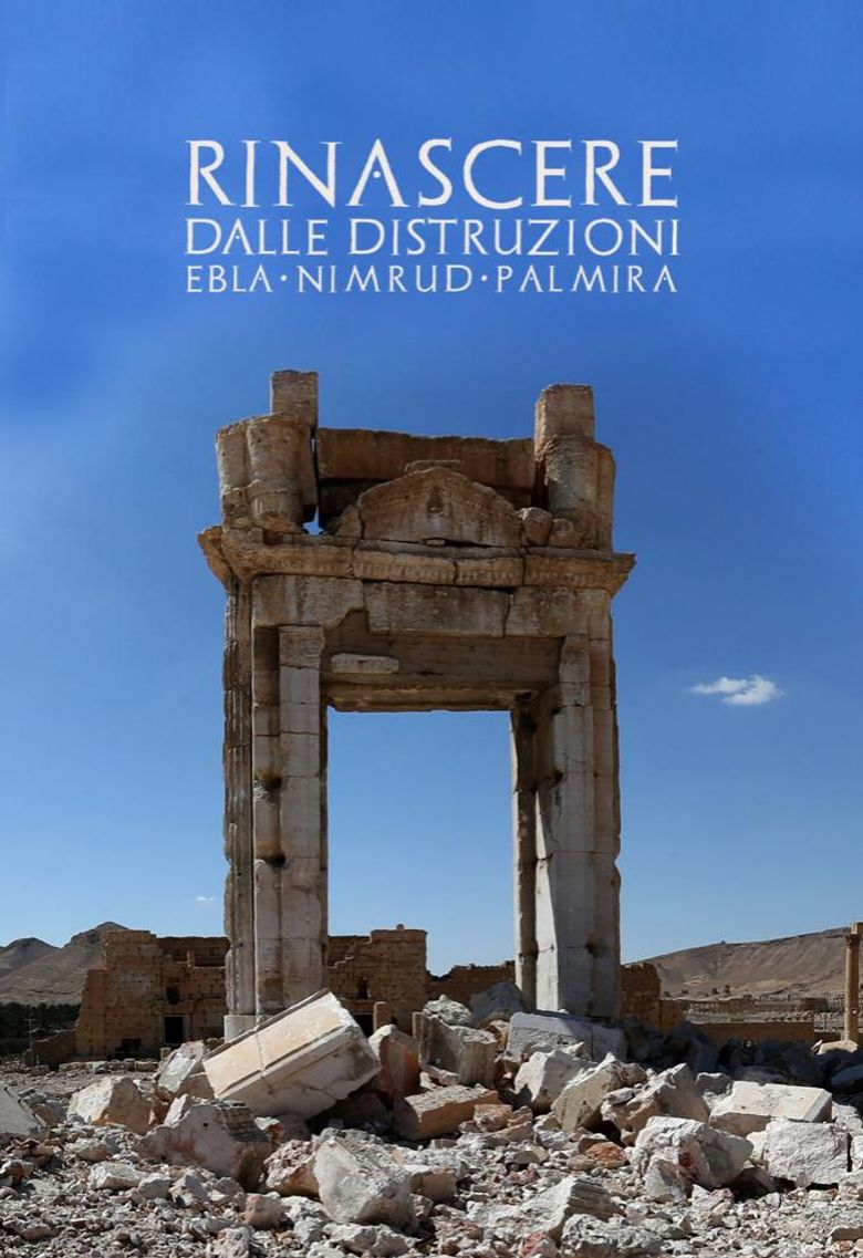Palmyra: Rising from the Ashes Poster
