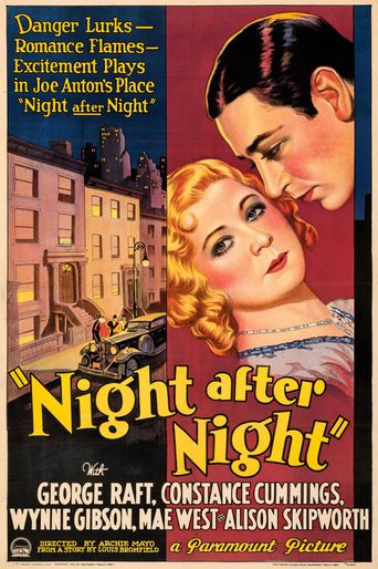 Night After Night Poster