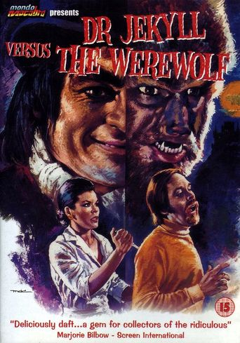 Dr. Jekyll vs. the Werewolf Poster