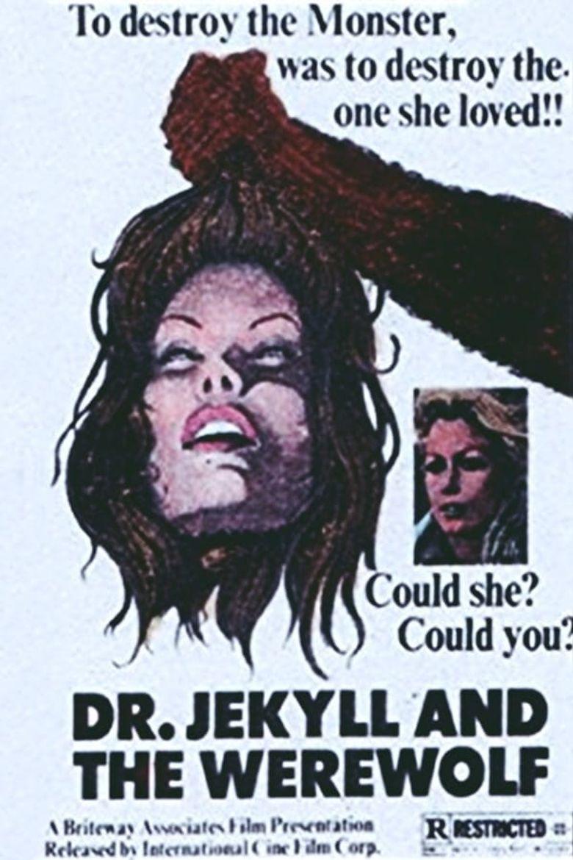 Dr. Jekyll vs. the Werewolf Poster
