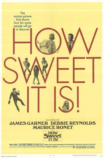 How Sweet It Is! Poster