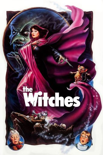 The Witches Poster