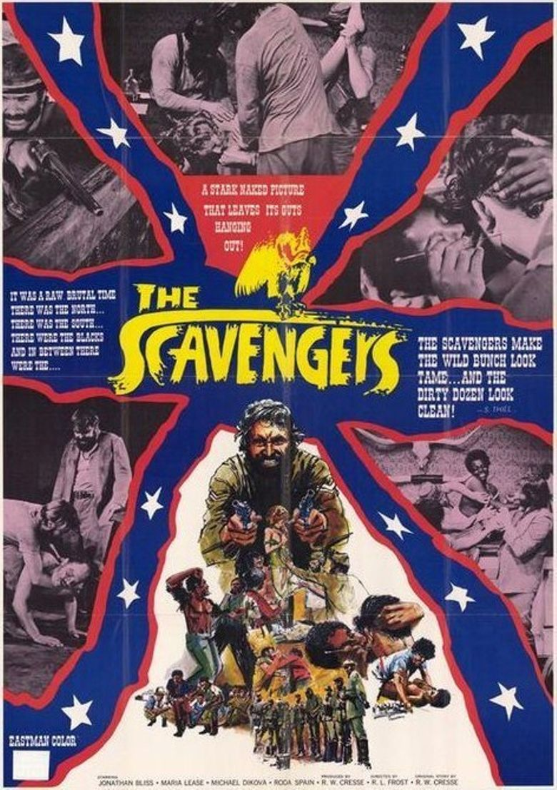 The Scavengers Poster