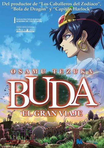 Osamu Tezuka's Buddha: The Great Departure Poster