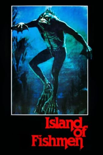 Island of the Fishmen Poster
