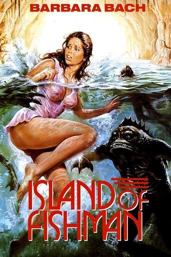 Island of the Fishmen Poster