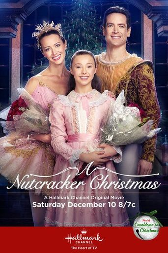 A Nutcracker Christmas Poster
