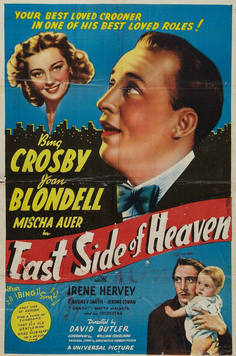East Side of Heaven Poster