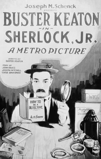 Watch Sherlock, Jr.