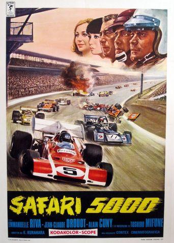 Safari 5000 Poster