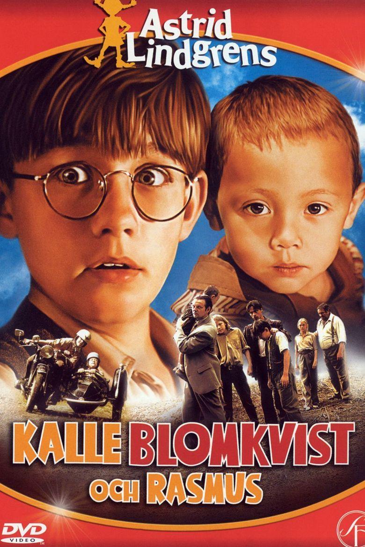 Kalle Blomkvist and Rasmus Poster