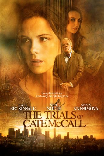 The Trials of Cate McCall Poster