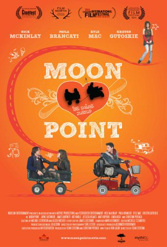 Moon Point Poster