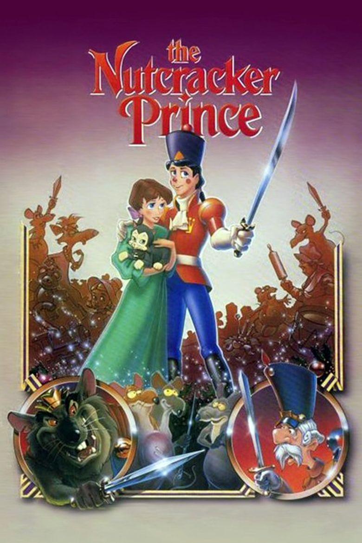 The Nutcracker Prince Poster