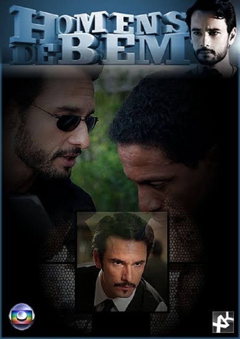 Homens de Bem Poster