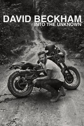 David Beckham: Into the Unknown Poster