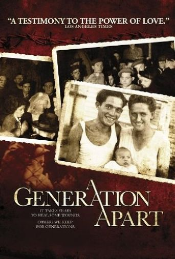 A Generation Apart Poster