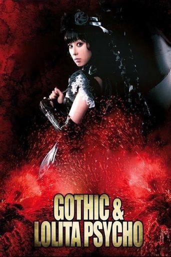 Gothic & Lolita Psycho Poster