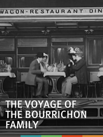 Le Voyage de la famille Bourrichon Poster