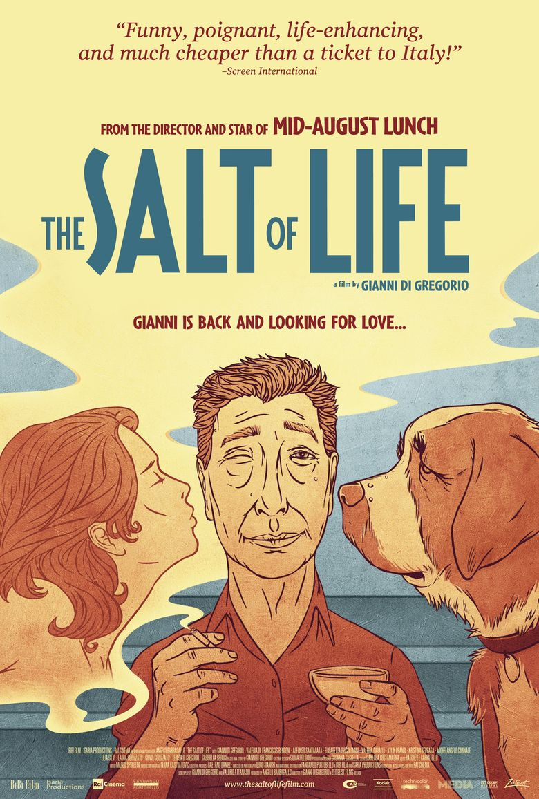 The Salt of Life Poster