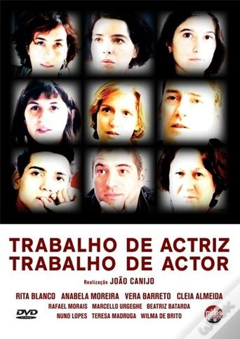 Trabalho de Actriz, Trabalho de Actor Poster