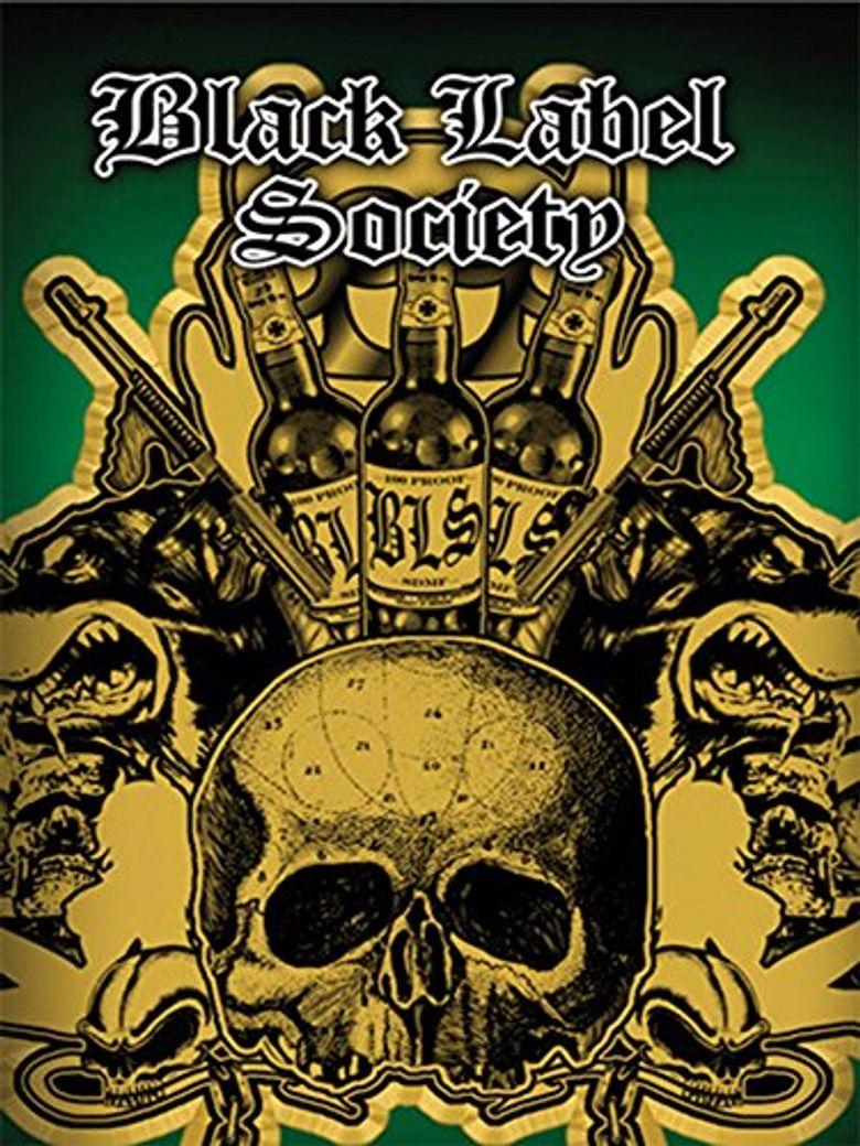 Black Label Society: Skullage Poster