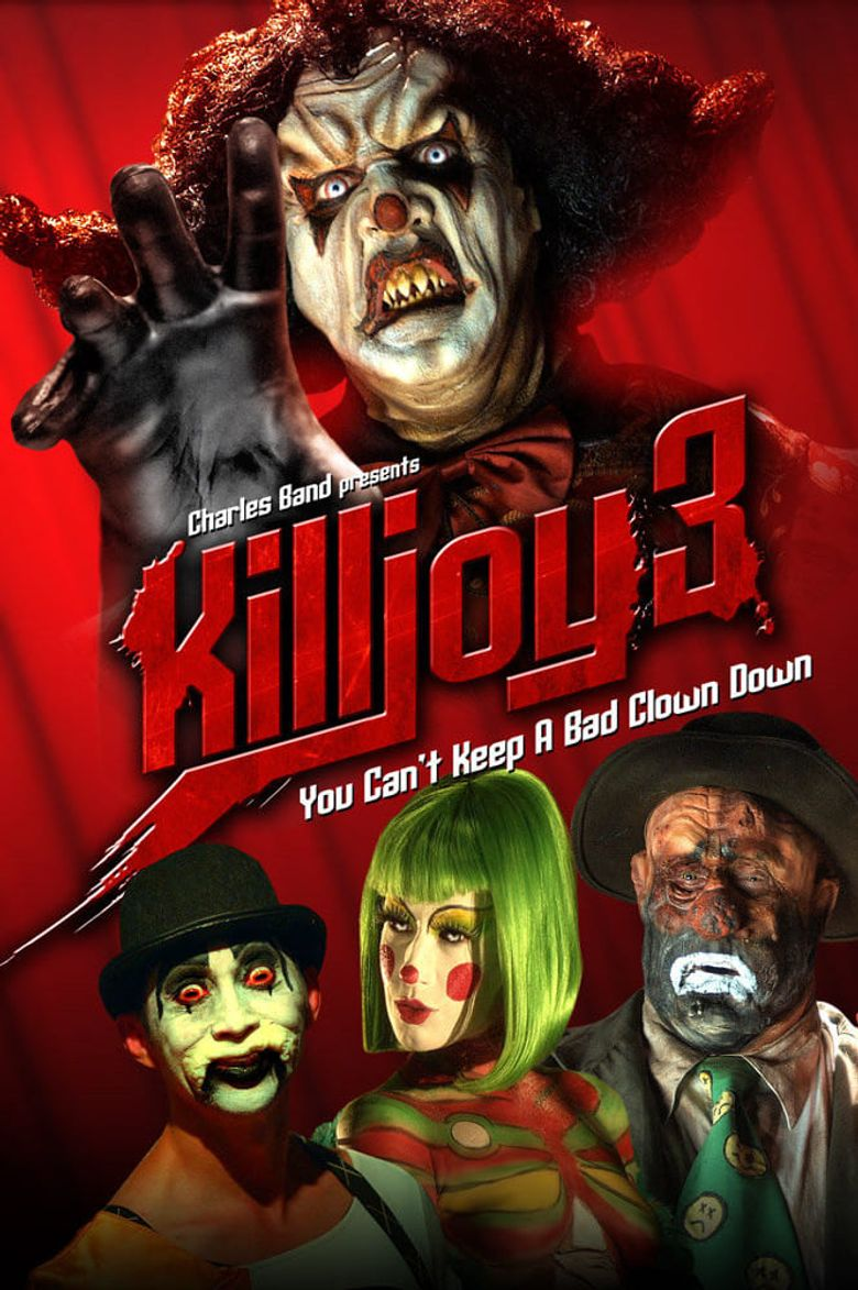 Killjoy 3 Poster